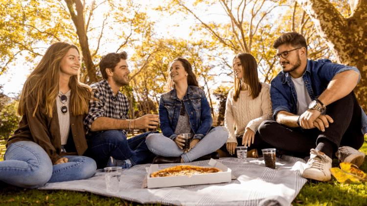 rebuilding your social life