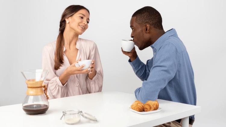 seconds of conversation