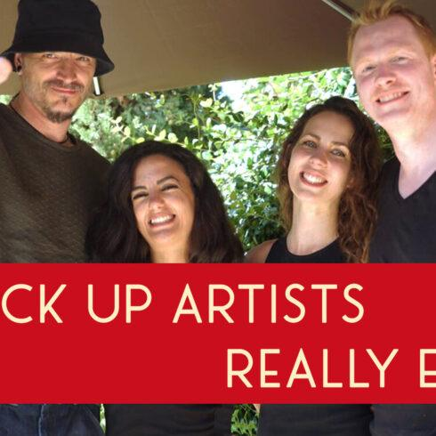 pick up artists